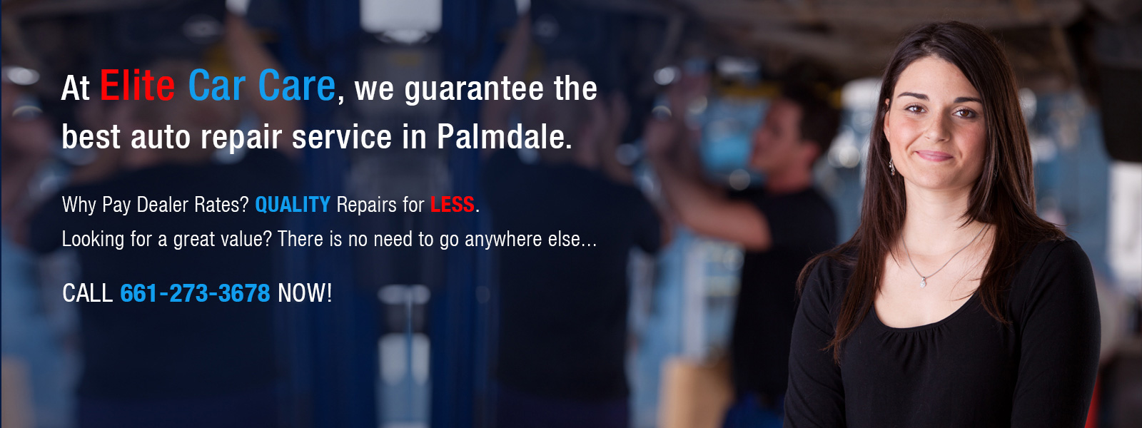 Palmdale Auto Repair Shop